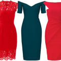 Holiday Party Dress from Rent The Runway | Blue Mountain Belle