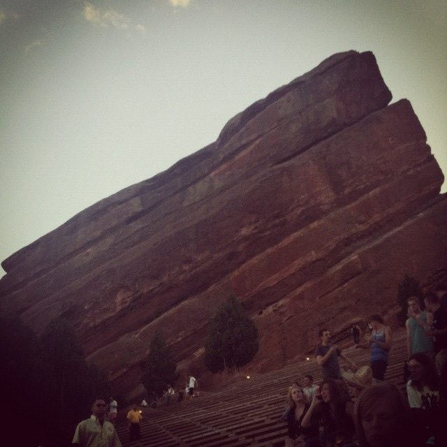Sound Tribe Sector 9 at Red Rocks