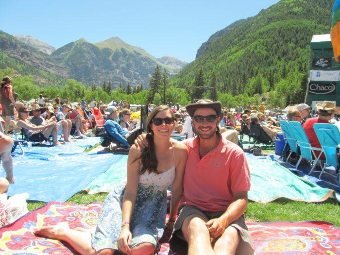 Tarpestry, Telluride Bluegrass Festival