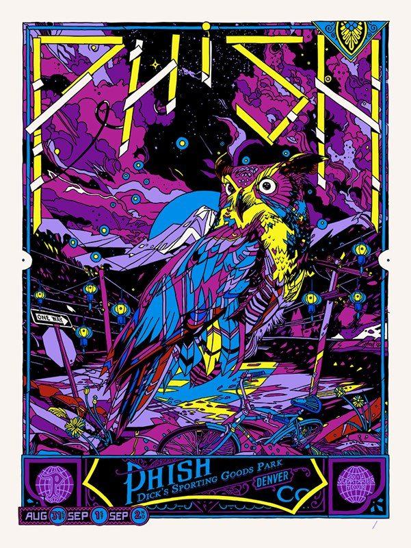 Phish Poster Success