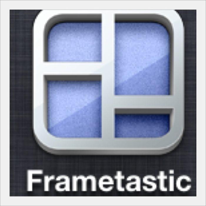 Tools to Fancy Up Your Instragram: Frametastic