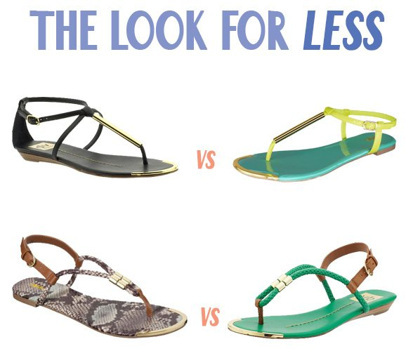 92f2ee8c47b8 The Look For Less – Sandals