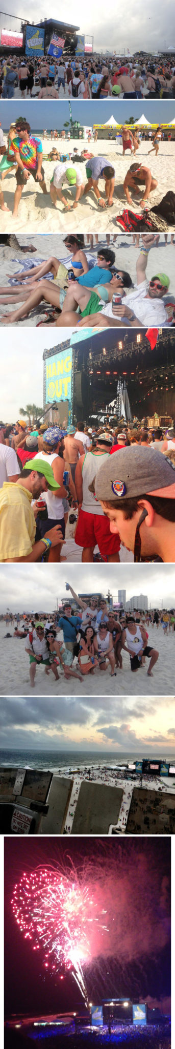 Hangout Festival Recap Photos by Hunter B. | Blue Mountain Belle