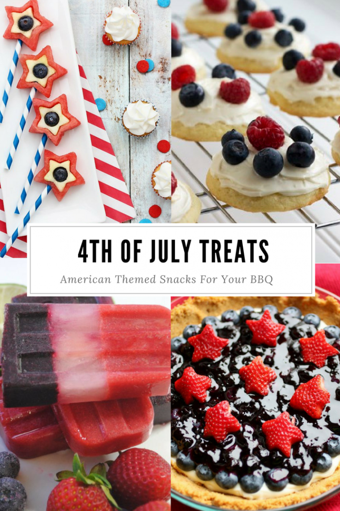 4th of July Treats!