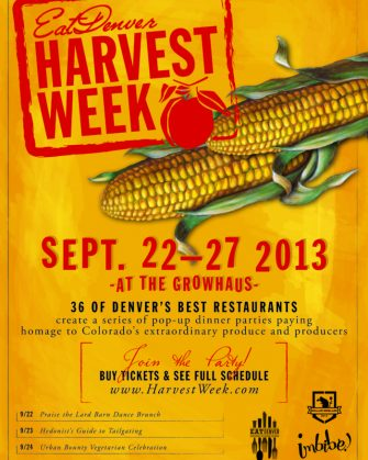 Harvest Week Denver