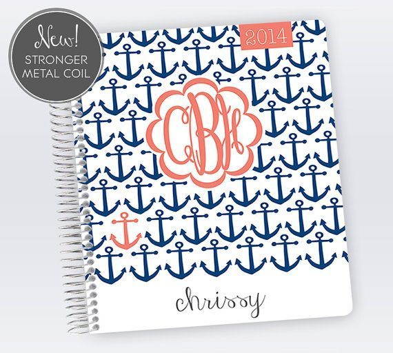 The Best Planners For 2014 | Blue Mountain Belle