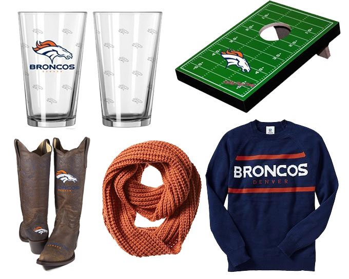More Awesome Bronco's Gear