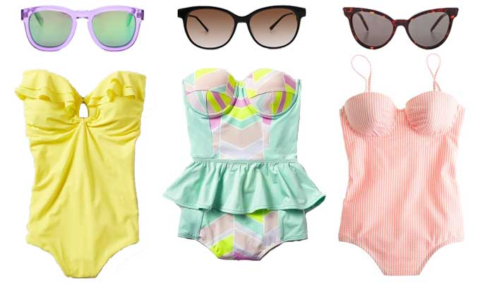 One Pieces & Sunnies