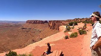 Canyonlands National Park, Utah   Blue Mountain Belle