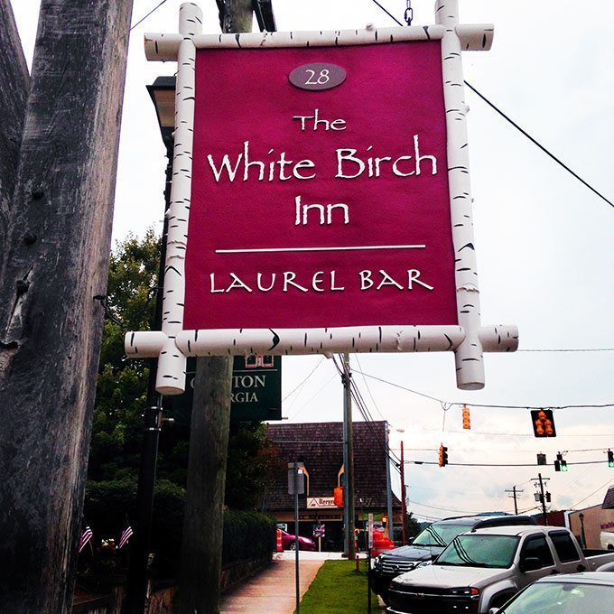 White Birch Inn – Clayton, GA