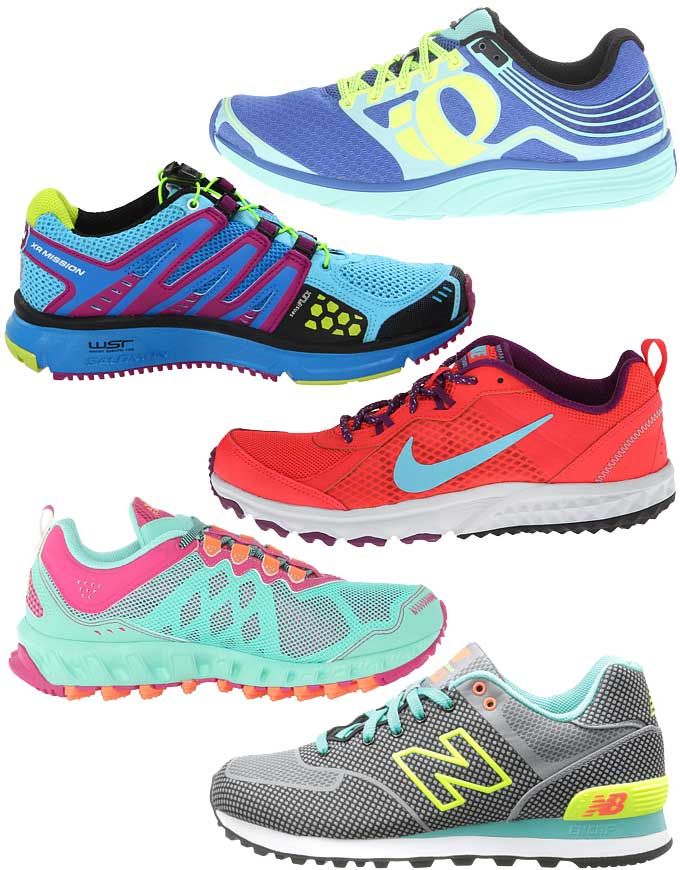 Colorful Kicks – Show Shoes