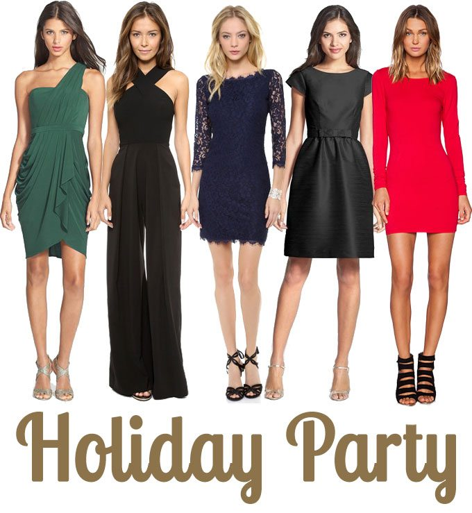 What to Wear to Your Holiday Party
