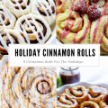 Fun and different Christmas Cinnamon Roll Ideas