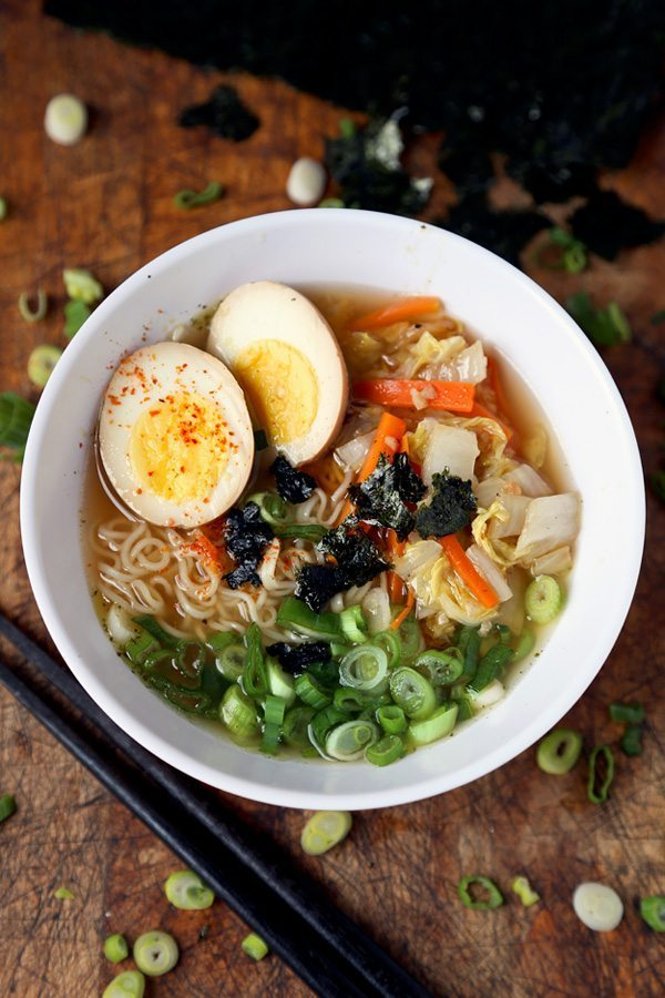 Fancy Ramen | Blue Mountain Belle