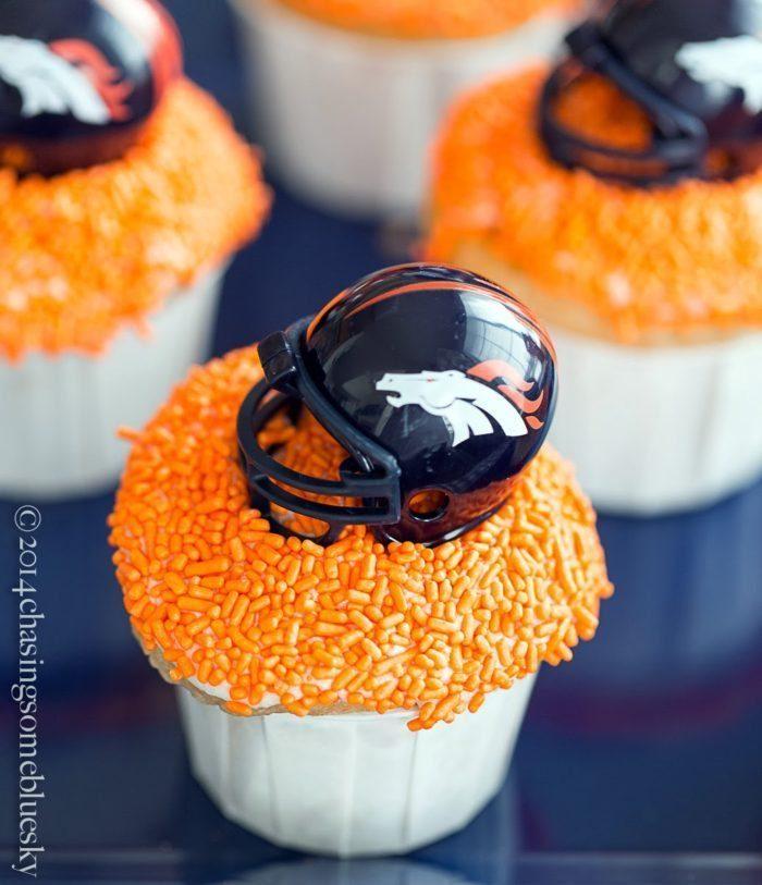 Broncos' Super Bowl Party