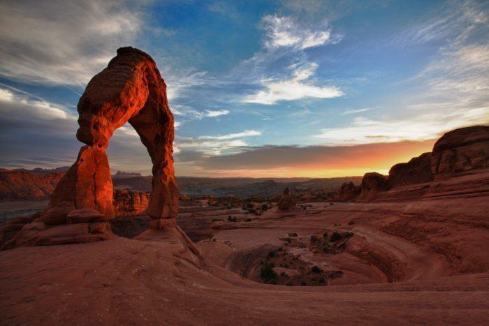 Moab Bound