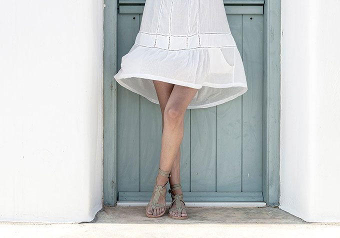 Valia Gabriel – Handmade Sandals