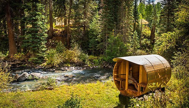 Dunton River Camp, Colorado | Blue Mountain Belle