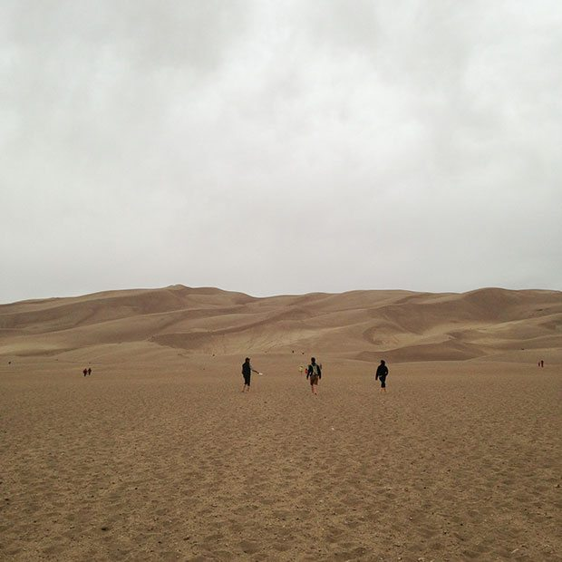 Great Sand Dunes National Park Colorado | Blue Mountain Belle