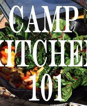 Camp Kitchen 101