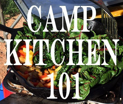 Camp Kitchen 101 | Blue Mountain Belle