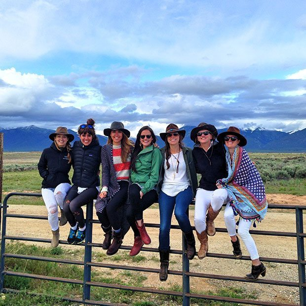 Taos Mountain Brewing - Taos Girls Trip | Blue Mountain Belle
