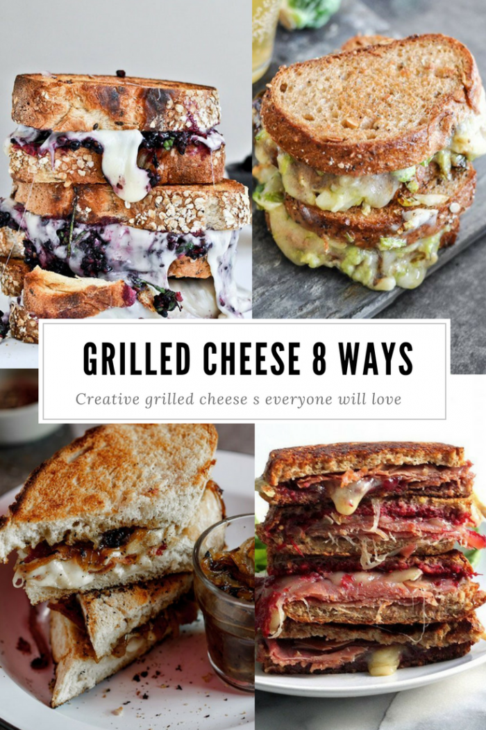 Currently Craving: Grilled Cheese