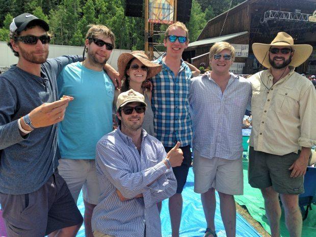 Telluride Bluegrass Festival    Blue Mountain Belle