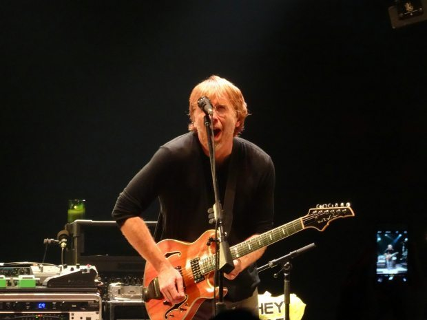 Phish in Dallas 2015 | Blue Mountain Belle