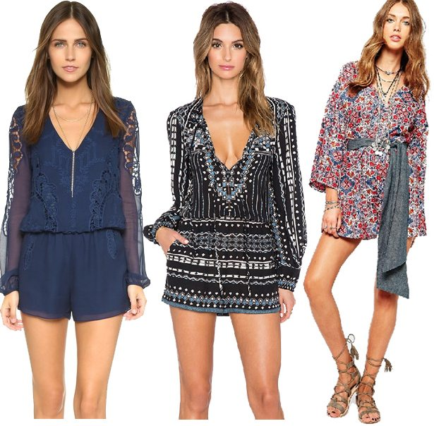 Fall Transition – Long Sleeve Rompers