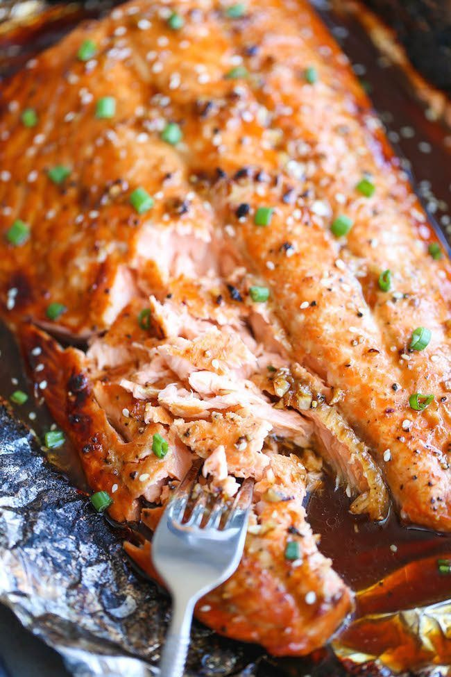 Currently Craving: Tin Foil Salmon