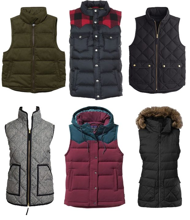 The Puffer Vest – Winter Must Have