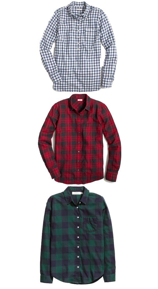 3 Flannels Under $50