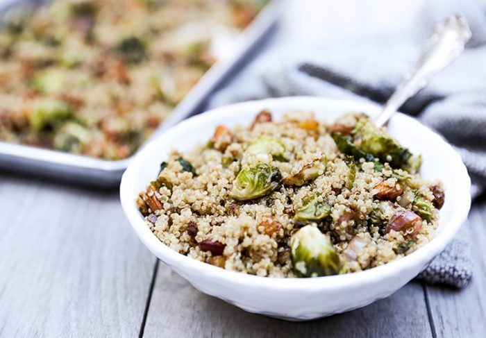 7 Yummy ways to do Brussel Sprouts   Blue Mountain Belle
