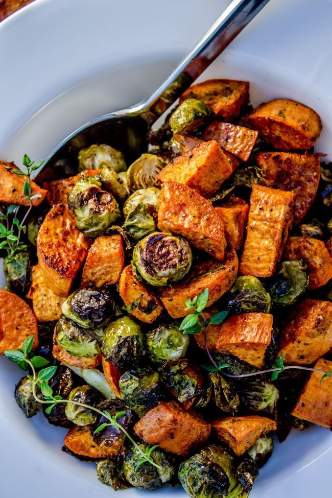 7 Yummy ways to do Brussel Sprouts | Blue Mountain Belle