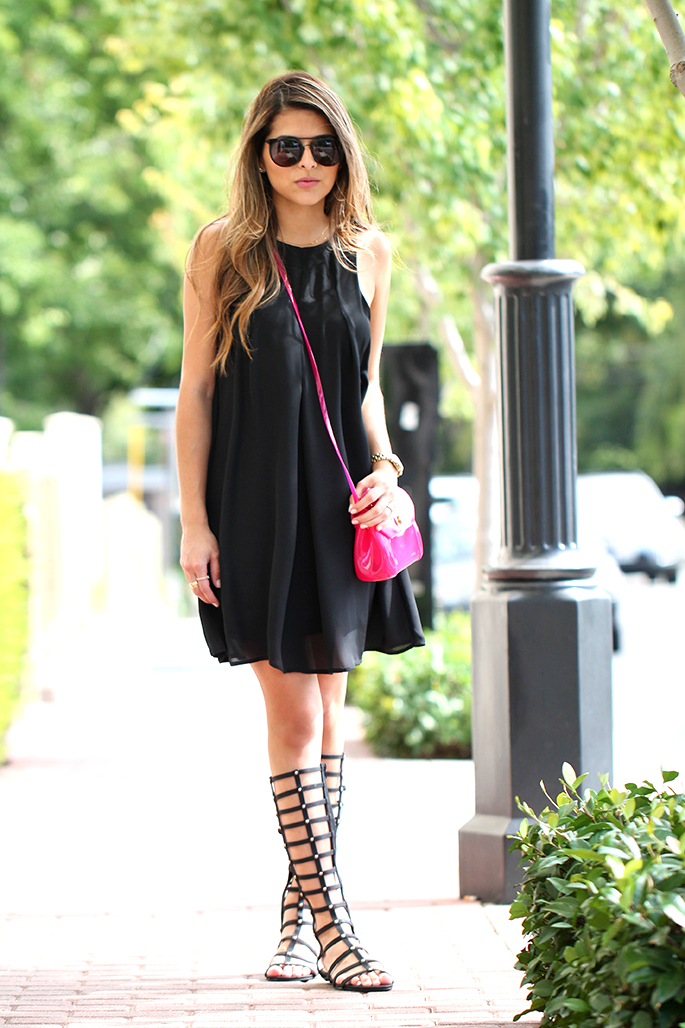 The Best Gladiator Sandals (The Girl From Panama) | Blue Mou