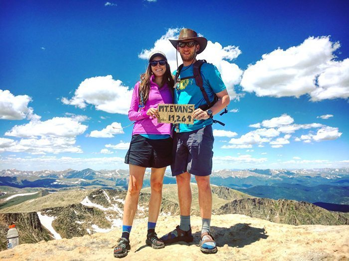 Denver Day Trip: Mt. Evans & Evergreen | Blue Mountain Belle