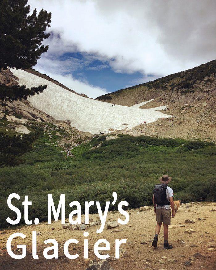 Day Trip Colorado: St. Mary's Glacier