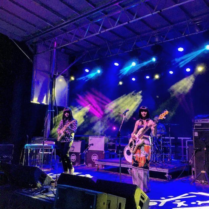 Khruangbin at Lockn' 2016 | Blue Mountain Belle