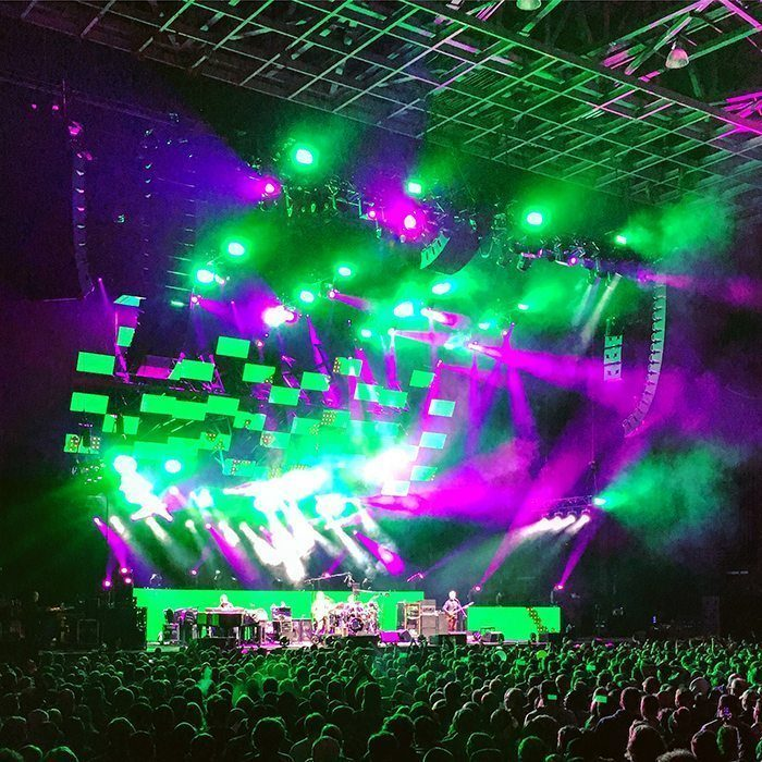 Phish Fall Tour 2016 | Blue Mountain Belle