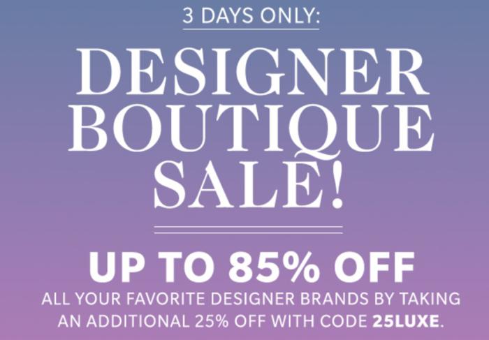 Shopbop Designer Sale!