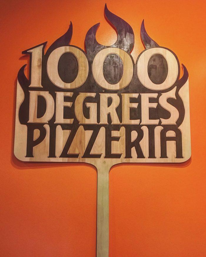 1000 Degrees Neapolitan Pizza Review