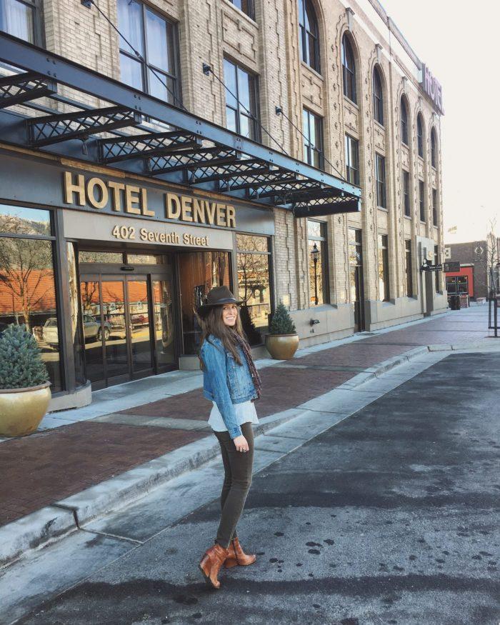 Colorado Road Trip: Glenwood Springs + Sunlight Mountain