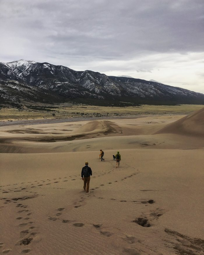 Colorado Road Trip: Great Sand Dunes National Park