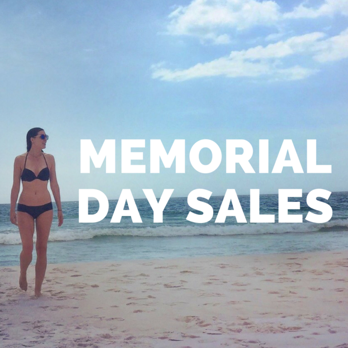 Let's Shop: Memorial Day Sales!