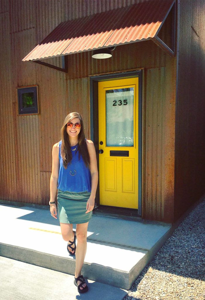 From The Mountains to Town with Patagonia Skort