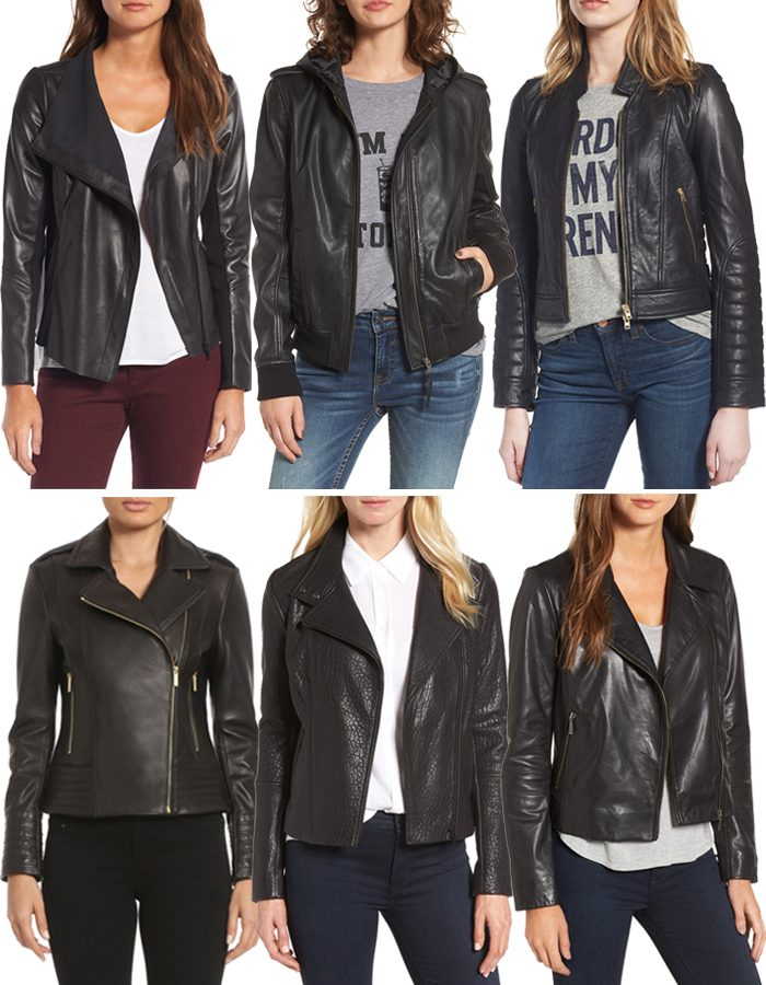The Best Leather Jackets From The Nordstrom Anniversary Sale