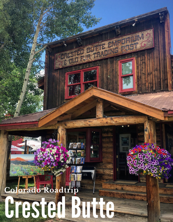 Colorado Roadtrip: Crested Butte