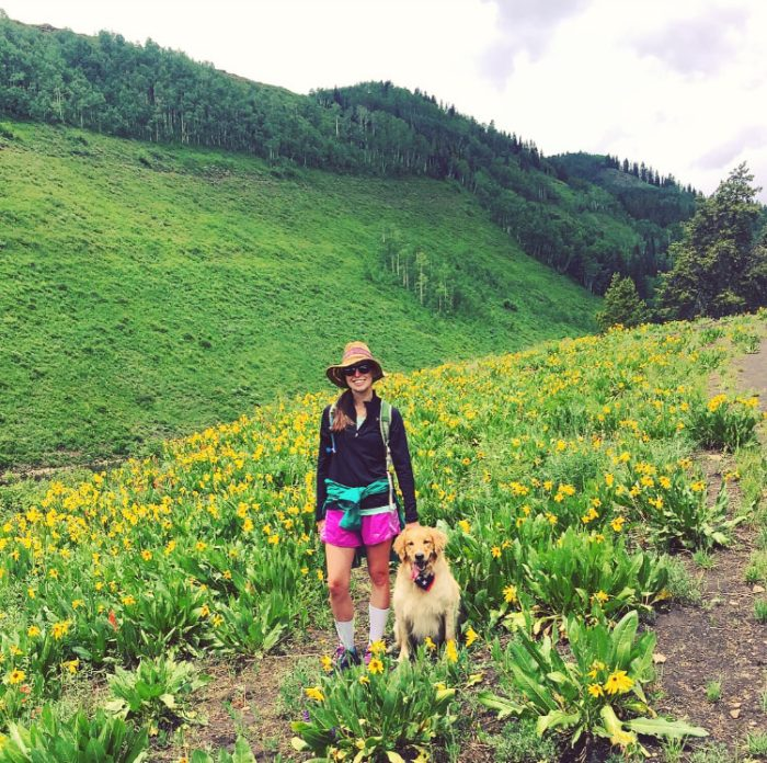 Colorado Road trip: Crested Butte - Long Lake Hike