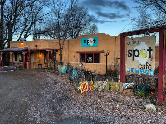 The Coffee Spot - Taos, New Mexico